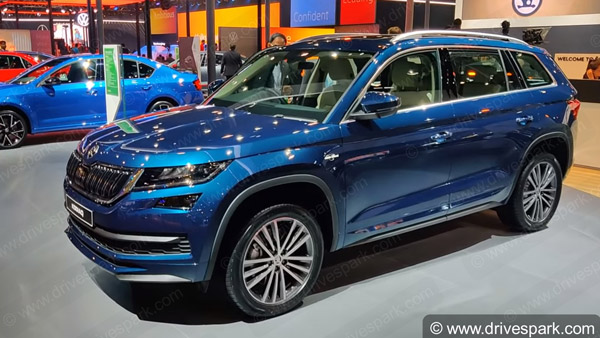 Skoda Kodiaq TSI India Launch Delayed: Will Arrive In 2021