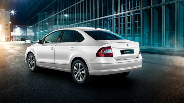 Skoda Rapid TSi Automatic Bookings Open For Rs 25,000: India Launch Expected In The Coming Weeks