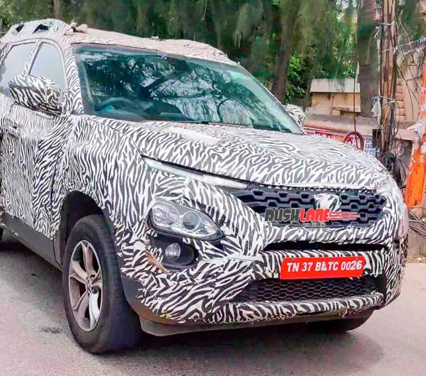 Tata HBX, Gravitas And Harrier Petrol Spotted Testing Together: Details & Specifications