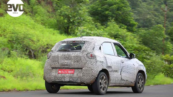 Tata HBX Spied Testing Once Again Ahead Of Launch: Details & Specifications