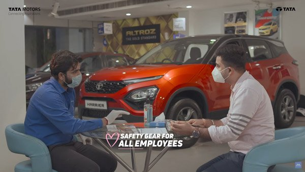 Tata Motors Launched New Initiative 'Sanitised by Tata Motors' For its Customers