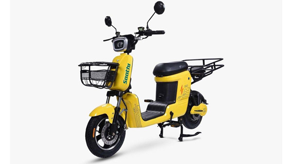 Techo Electra Saathi Electric Moped Launched In India: Priced At Rs 57,697