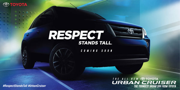 Bookings For The All-New Toyota Urban Cruiser Will Commence By The End Of August 2020