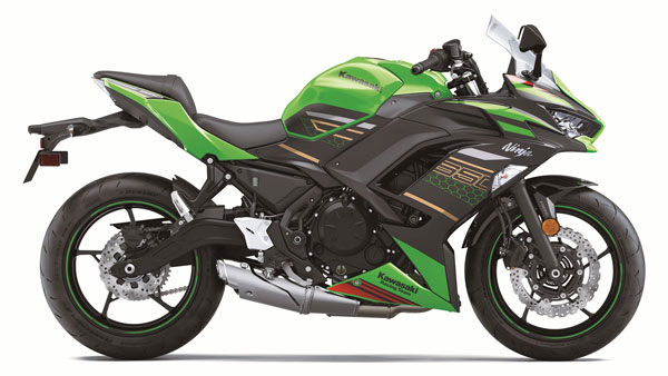 Kawasaki Ninja 650 Receives New Colour Scheme In India: Pics & Details
