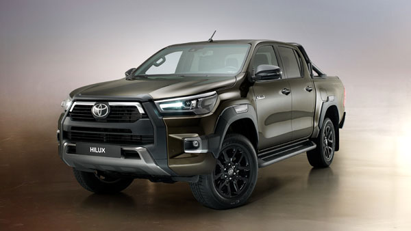 Toyota Hilux Pick-Up SUV Spotted Arriving In India: Spy Pics & Other Details