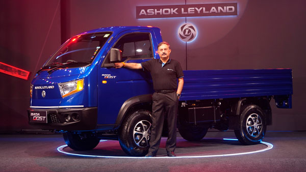 Ashok Leyland Bada Dost LCV Launched In India: Prices Start At Rs 7.75 Lakh