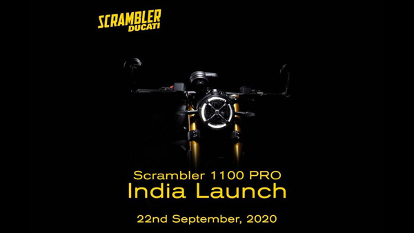 Ducati Scrambler 1100 Teased Ahead Of Launch: Will Arrive In Two Variants