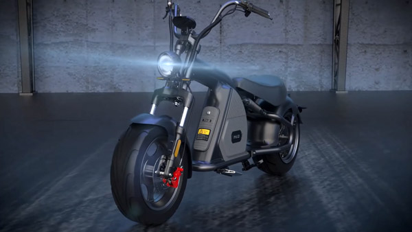 EMoS WYLD Electric Cruiser Motorcycle Unveiled In Australia: An Electric Cruiser With A Top-Speed Of Just 50km/h