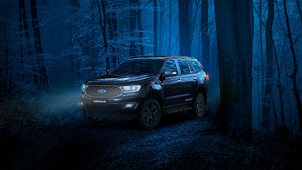 Ford Endeavour Sport Launched In India: Priced At Rs 35.10 Lakh