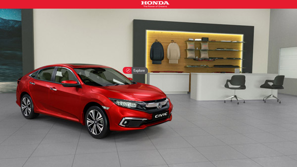 Honda Cars Virtual Showrooms Introduced In India: Experience Car Purchase From Comfort Of Home