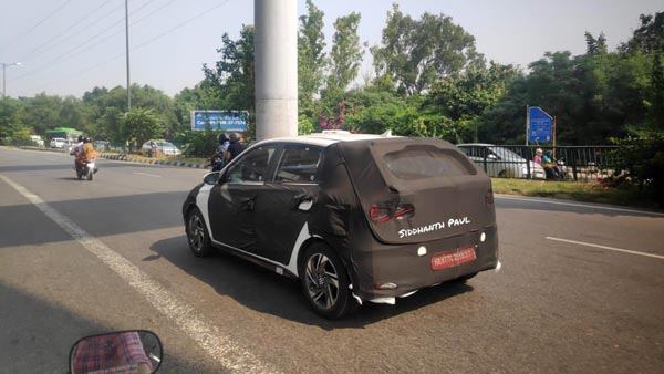 Spy Pics: New Hyundai i20 Spotted Testing In Delhi Ahead Of India Launch