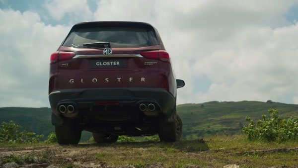 MG Gloster Off-Road Capabilities Showcased Ahead Of Launch: Drive Modes, 4x4 & Other Details