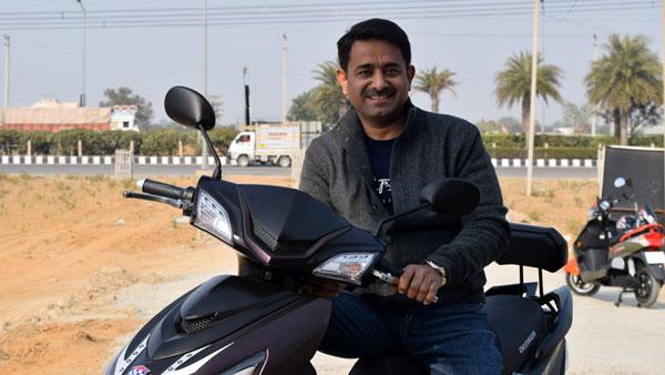 Interview: Jeetender Sharma, Founder & MD, Okinawa — Electric Bike Launch Timeline Confirmed