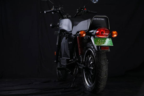 One Electric Kridin Motorcycle Unveiled: Speed, Range, Charging, Price & Other Details