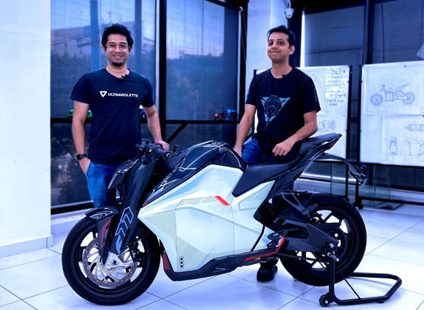 Ultraviolette Automotive Receives Additional Series B Funding From TVS Motor Company