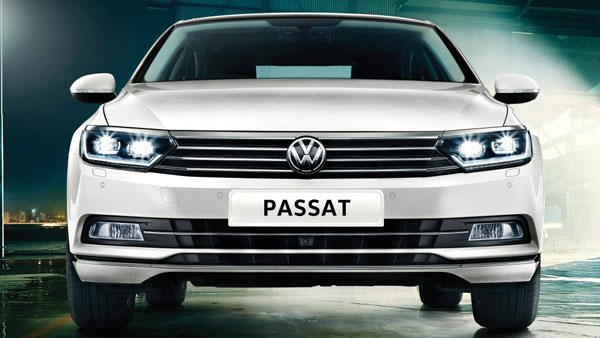 Spy Pics: Volkswagen Passat BS6 Spotted Testing Again Ahead Of Launch
