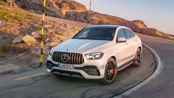 Mercedes-AMG GLE 53 4MATIC+ Coupe Launched In India: Prices Start At Rs 1.20 Crore
