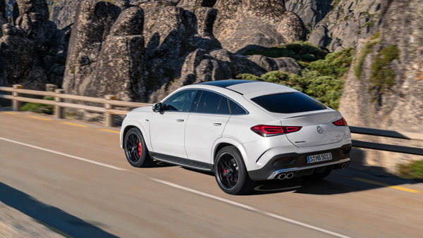 Mercedes-AMG GLE 53 4MATIC+ Coupe Launched In India At Rs 1.20 Crore: Specs, Features, Bookings, Delivery & All Other Details