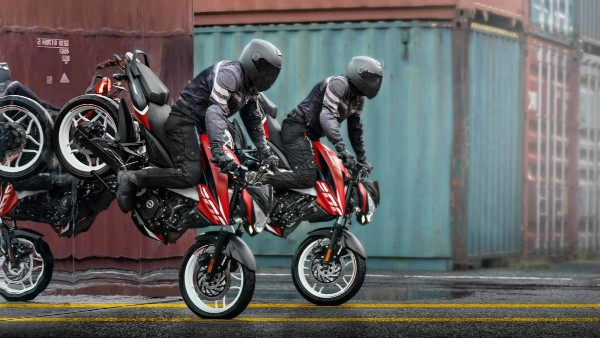 Bajaj Pulsar NS200 Expected To Receive New Colour Scheme: Teased Ahead Of Launch