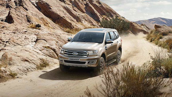 Ford Endeavour Sport Teased Ahead Of Launch On September 22: Specs, Features & Other Details