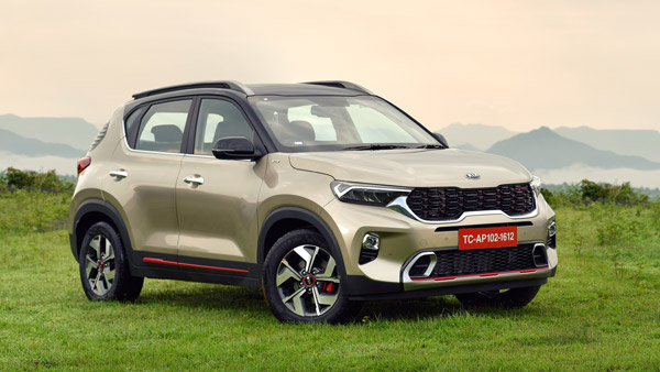 Kia Sonet GTX+ Variant Prices Revealed: Range-Topping Petrol & Diesel Trims Offered At Rs 12.89 Lakh