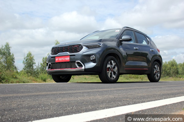 Kia Sonet Launched In India At Rs 6.71 Lakh: Specs, Variants, Features, Bookings, Delivery & All Other Details