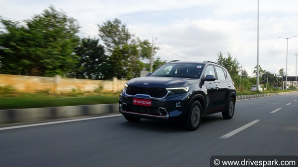 Kia Sonet Review (First Drive): Driving Impressions, Performance, Handling, Specs, Mileage, Features, Variants & All Other Details
