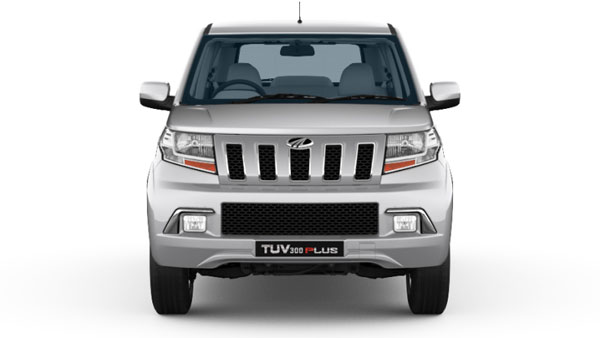 Spy Pics: New Mahindra TUV300 Plus Patent Images Leaked Ahead Of Launch