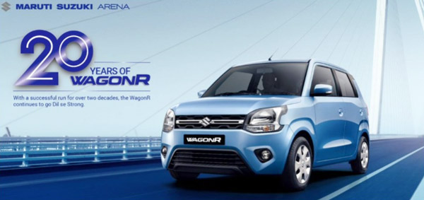 Top Five Reasons Why The Maruti Suzuki WagonR Is Best