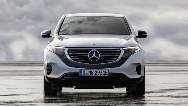 Mercedes-Benz EQC electric SUV to be launched on October 8