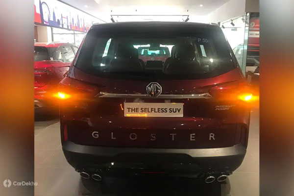 MG Gloster Starts Arriving At Dealerships Ahead Of Its India Launch
