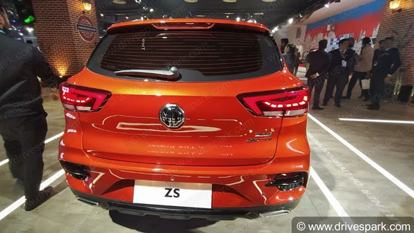 MG ZS Petrol Model Likely To Launch Next Year In India: Specs, Features & Other Details
