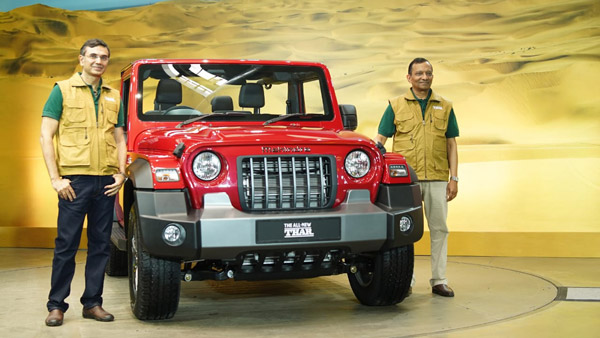 New Mahindra Thar Prices Leaked Ahead Of Official Launch: Bookings, Variants & Details