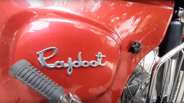 Escorts Rajdoot 175 Fully Restored To Stock Condition: Original Parts, Specs, History & Other Details