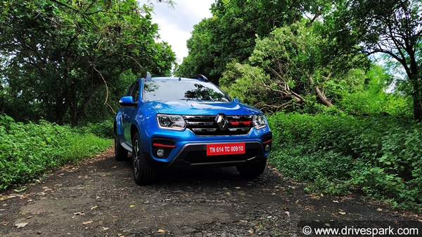 Renault Duster Turbo Review (First Drive): The Best Handling Mid-Size SUV?
