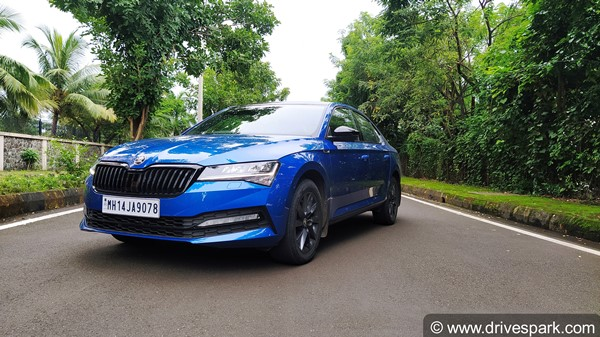 Skoda Superb Sportline Road Test Review: One Of The Best Looking Luxury Sedans In The Market