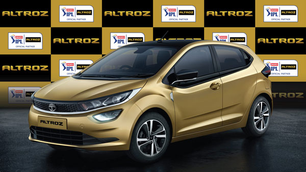 IPL 2020: Tata Altroz Announced As Officially Partners Continuing Association For Third Consecutive Year With Tata Motors
