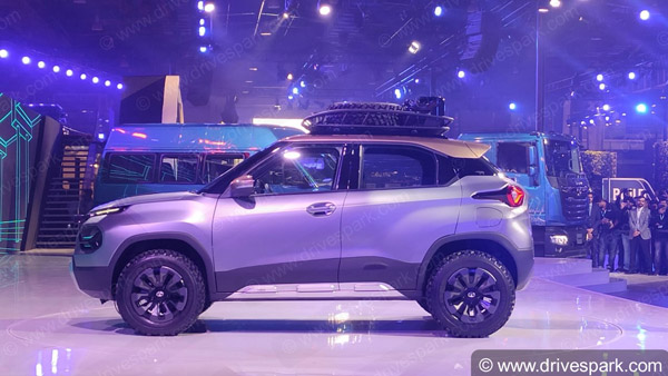 Tata Timero Nameplate Trademarked In India: Will It Be The HBX Micro SUV?