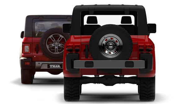 New Mahindra Thar Modified By DC Designs: Introduces New Dress Kit For SUV Ahead Of Launch Next Month