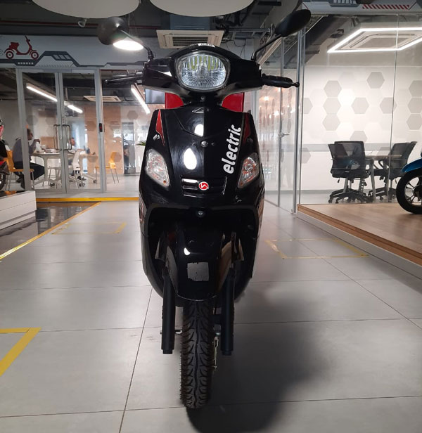 Hero Electric Nyx-HX Commercial E-Scooter Launched In India At Rs 64,640: Claims To Offer Industry-Highest 210Km Range Per Charge