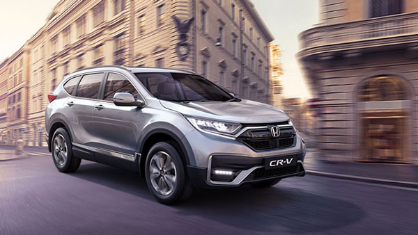 Honda CR-V Special Edition Launched In India: Priced At 29.50 Lakh