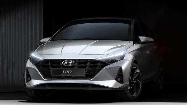 New Hyundai i20 Teaser Officially Released Ahead Of India Launch: Will Rival The Tata Altroz