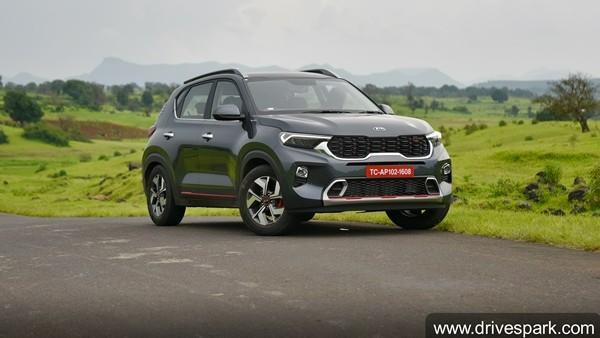 Kia Sonet Bookings Cross 50,000 Units Milestone Mark: New Achievement By Hyundai Venue Rival