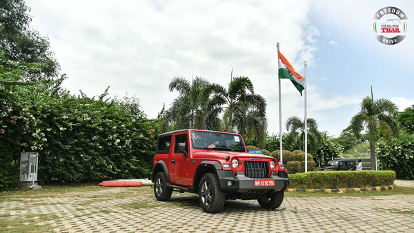 Mahindra Thar Bookings Cross 15,000 Units Milestone Since Launch On 2nd October: Company States 57% Are First-Time Thar Customers