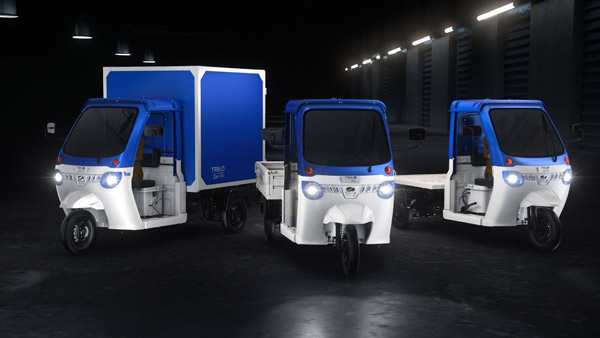 Mahindra Treo Zor Cargo EV Launched In India At Rs 2.73 Lakh: Specs, Payload Capacity, Range, Availability & All Other Details
