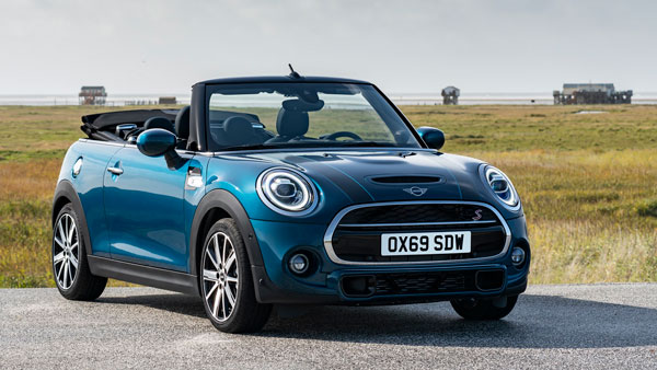 Mini Convertible Sidewalk Edition Launched In India: Priced At Rs 44.90 Lakh
