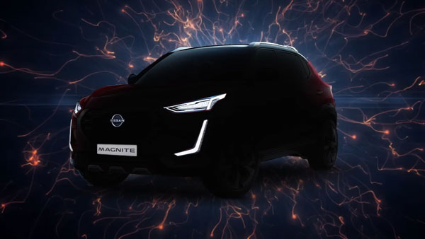 Nissan Magnite Teased Ahead Of Official Unveil On October 21: Video & Details