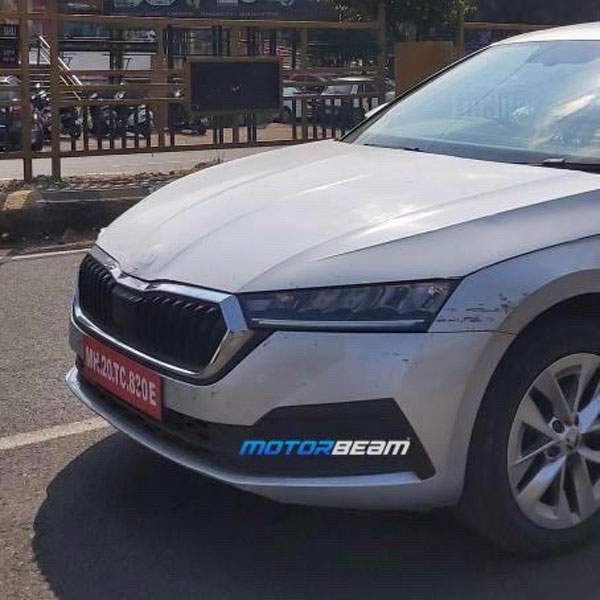 Spy Pics: New Skoda Octavia (2021) Spotted Testing Again Ahead Of India Launch