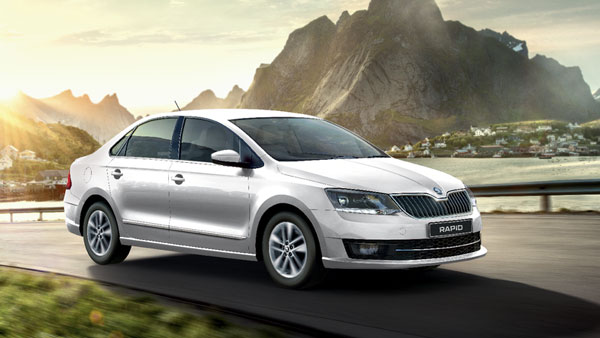 Skoda Rapid CNG Spotted Testing For First Time Ahead Of Launch In India: Pics & Details