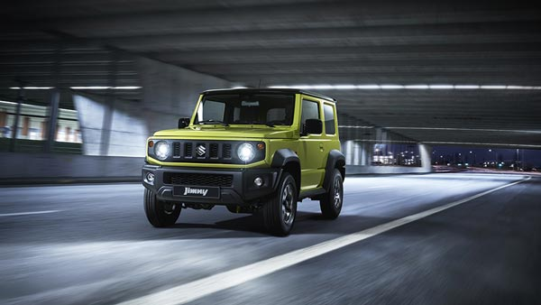 Suzuki Jimny India Assembly Operations Begin: First SUV Rolls Out Of Gurgaon Plant